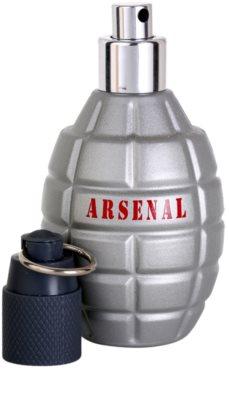 Gilles Cantuel Arsenal Grey parfémovaná voda pro muže 3