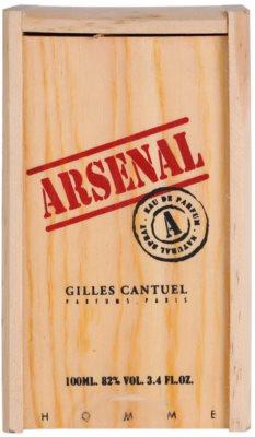 Gilles Cantuel Arsenal Grey Eau de Parfum für Herren 4