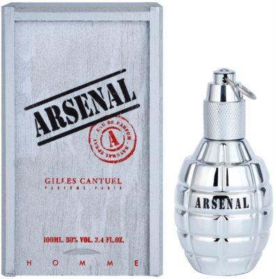 Gilles Cantuel Arsenal Platinum parfumska voda za moške