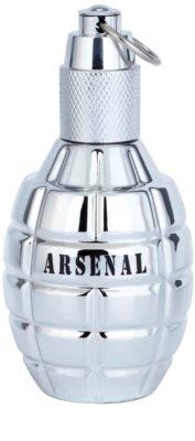 Gilles Cantuel Arsenal Platinum woda perfumowana dla mężczyzn 2