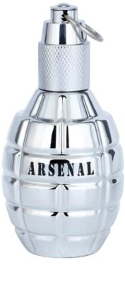 Gilles Cantuel Arsenal Platinum Eau de Parfum para homens 2