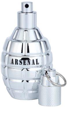 Gilles Cantuel Arsenal Platinum Eau de Parfum para homens 3