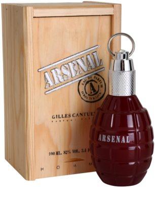 Gilles Cantuel Arsenal Red eau de parfum férfiaknak 1