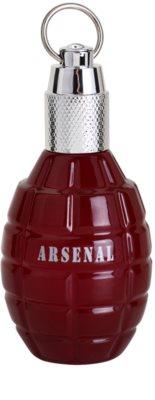 Gilles Cantuel Arsenal Red parfémovaná voda pro muže 2