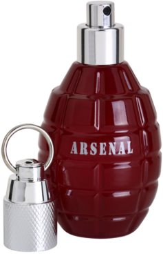 Gilles Cantuel Arsenal Red parfémovaná voda pro muže 3