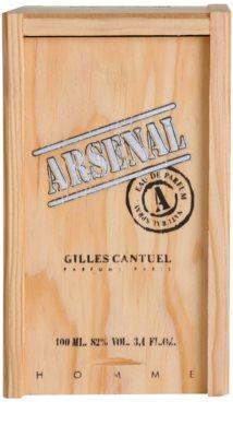 Gilles Cantuel Arsenal Red eau de parfum férfiaknak 4