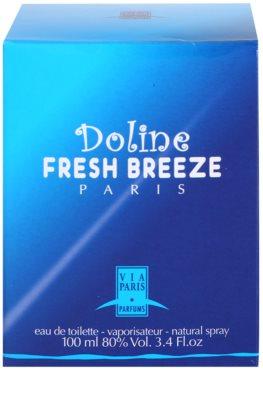 Gilles Cantuel Doline Fresh Breeze eau de toilette nőknek 4