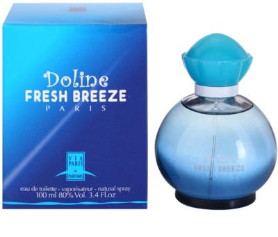 Gilles Cantuel Doline Fresh Breeze eau de toilette para mujer