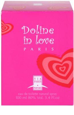 Gilles Cantuel Doline In Love Eau de Toilette für Damen 4