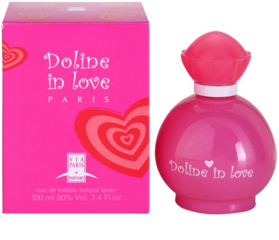 Gilles Cantuel Doline In Love Eau de Toilette para mulheres