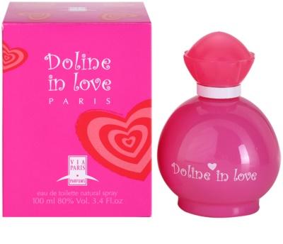Gilles Cantuel Doline In Love Eau de Toilette pentru femei