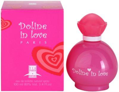 Gilles Cantuel Doline In Love туалетна вода для жінок