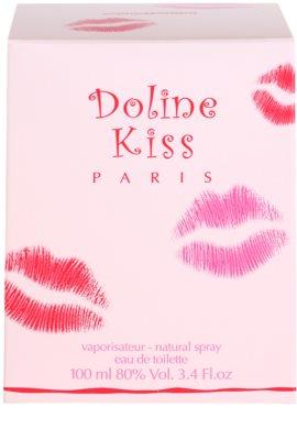 Gilles Cantuel Doline Kiss Eau de Toilette pentru femei 4