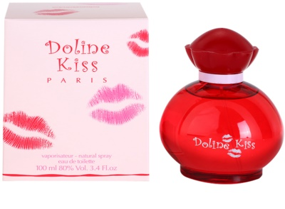 Gilles Cantuel Doline Kiss Eau de Toilette pentru femei