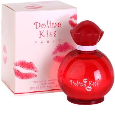 Gilles Cantuel Doline Kiss Eau de Toilette pentru femei 1