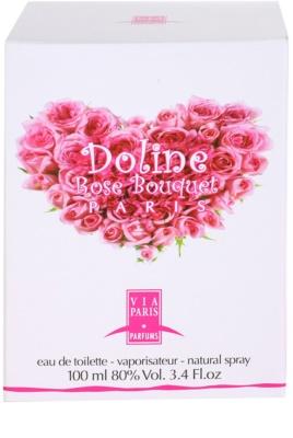 Gilles Cantuel Doline Rose Bouquet Eau de Toilette für Damen 4
