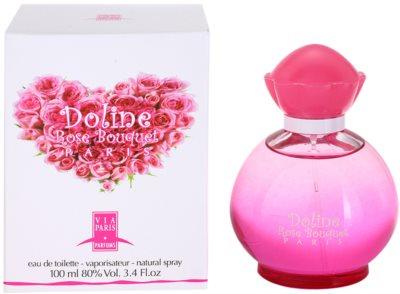 Gilles Cantuel Doline Rose Bouquet toaletna voda za ženske