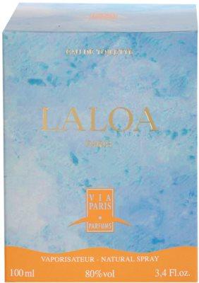 Gilles Cantuel Laloa Eau de Toilette para mulheres 4