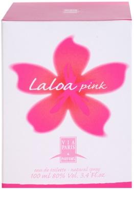 Gilles Cantuel Laloa Pink Eau de Toilette pentru femei 4