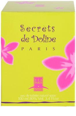Gilles Cantuel Secrets de Doline Eau de Toilette para mulheres 4
