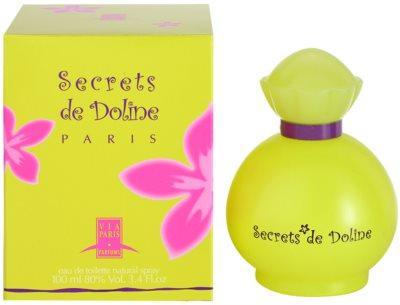 Gilles Cantuel Secrets de Doline Eau de Toilette für Damen
