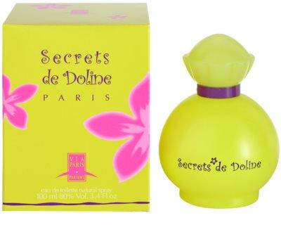 Gilles Cantuel Secrets de Doline Eau de Toilette para mulheres