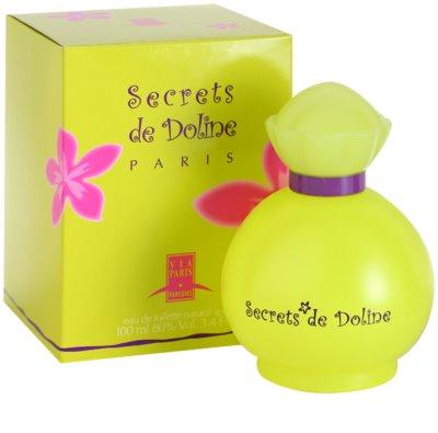 Gilles Cantuel Secrets de Doline Eau de Toilette für Damen 1