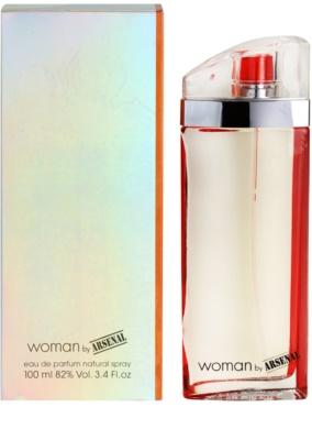 Gilles Cantuel Woman By Arsenal парфумована вода для жінок