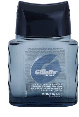 Gillette Series Artic Ice borotválkozás utáni arcvíz