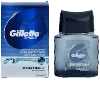 Gillette Series Artic Ice voda za po britju 1