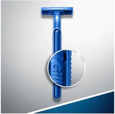 Gillette Blue II jednorazowe maszynki do golenia 3
