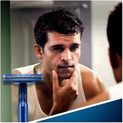 Gillette Blue II jednorazowe maszynki do golenia 4