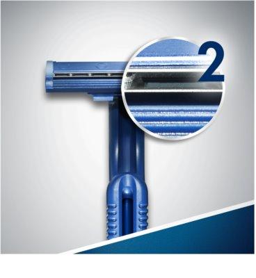 Gillette Blue II jednorazowe maszynki do golenia 5