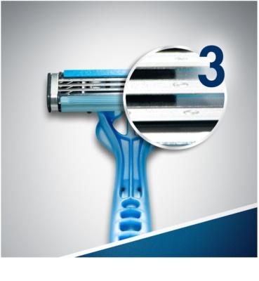 Gillette Blue 3 eldobható borotva 2
