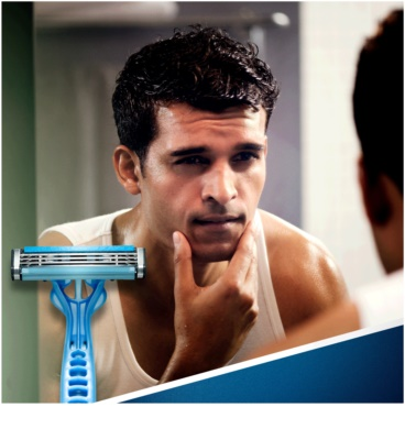 Gillette Blue 3 одноразові бритви 5