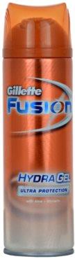 Gillette Fusion Hydra Gel gel za britje
