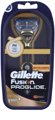 Gillette Fusion Proglide Power afeitadora a pilas