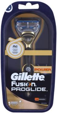 Gillette Fusion Proglide Power baterijski brivnik