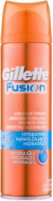 Gillette Fusion Proglide gel hidratante para barbear
