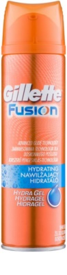 Gillette Fusion Proglide hydratační gel na holení