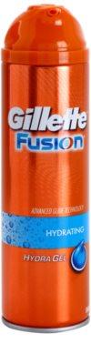 Gillette Fusion Proglide vlažilni gel za britje