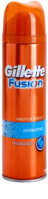 Gillette Fusion Proglide хидратиращ гел  бръснене 1