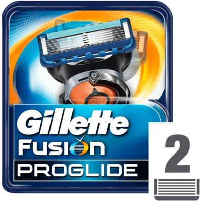 Gillette Fusion Proglide recambios de cuchillas