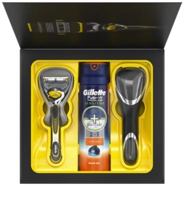 Gillette Fusion Proshield set cosmetice II.