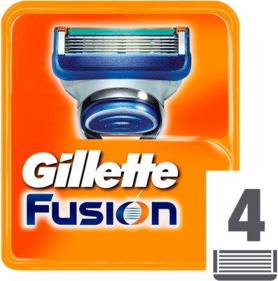 Gillette Fusion Резервни остриета