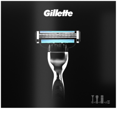 Gillette Mach 3 set cosmetice I. 1