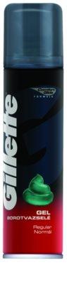 Gillette Gel гель для гоління для чоловіків