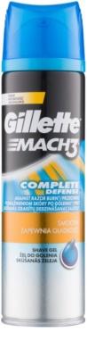 Gillette Mach 3 Close & Smooth Rasiergel