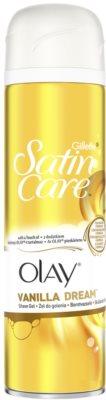 Gillette Satin Care Olay гель для гоління