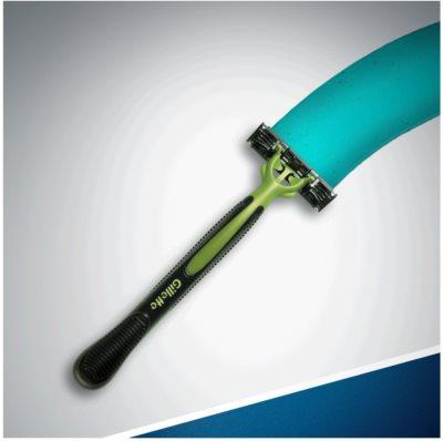Gillette Blue 3 Sense Care Einweg-Rasierapparat 2
